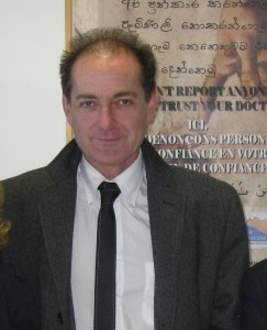 Anselmo Mateddu, direttore sanitario Asp8