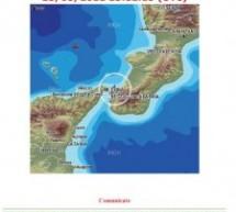 MESSINA – SIGNIFICATIVO SISMA (MAGNITUDO 4,6) ORE 1,12 DEL 29 AGOSTO 2012