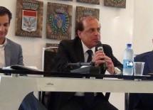 SIRACUSA – PER LA REVOCA A SAI8 L'ASSESSORE MARINO E IL COMMISSARIO BUCETI IN CONFERENZA.