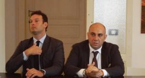 Francesco Italia e Giancarlo Garozzo