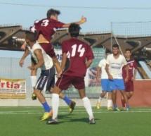 Palazzolo – Belvedere  3-1. Esce dalla Coppa Italia la squadra eretusea.