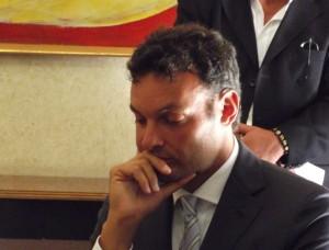 Il sindaco di Siracusa Francesco Italia