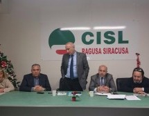 Ragusa- Il consiglio generale Cisl  Sr-Rg tira le somme post sciopero generale alla presenza del segretario generale regionale.