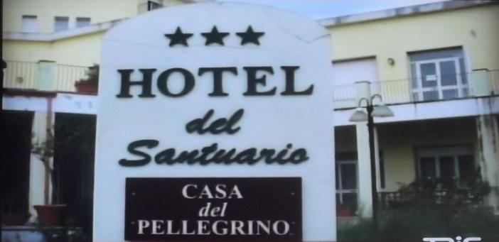 Siracusa l assessore scrofani la casa del pellegrino for Hotel del santuario siracusa