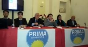 """Augusta – La civica """"Prima"""" a sostegno della candidatura di Nichy Pace"""