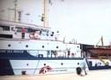 Augusta -In porto la nave Dignity con 302 immigrati e un 15 enne morto. Siracusa: Lite tra extacomunitari con ferito.