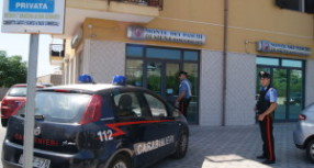Floridia – Colpo da quasi 200 mila euro alla Monte Dei Paschi. I Carabinieri indagano.