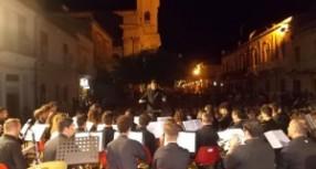 Canicattini B. – Chiude con successo il 33° Raduno Bandistico divenuto più internazionale.