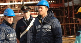 Siracusa: I Carabinieri del nucleo Ispettorato del lavoro scoprono casi lavoro nero ed elevano sanzioni in cantieri