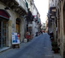 Siracusa- Proposte di pedonalizzazione in Ortigia