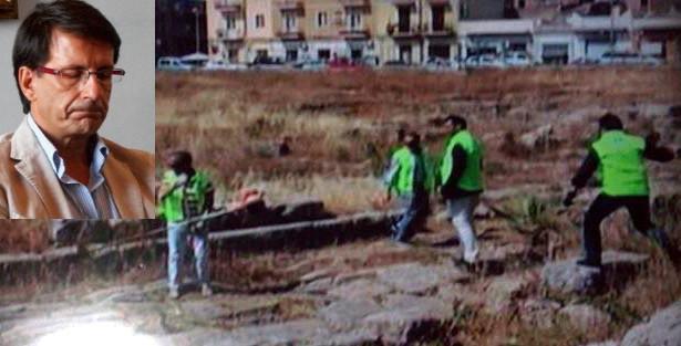 Siracusa – Crocetta invierà parte dei 24 mila forestali per pulire i siti archeologici, però, non è stato lui a scoprire l'acqua calda.