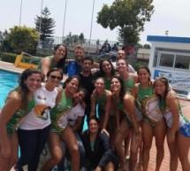 Siracusa- Pallanuoto:L'Ortigia rosa conquista la salvezza nel campionato A2 battendo S.C.Flegreo