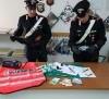 """Rosolini: Carabinieri arrestano uno spacciatore. Siracusa: Inaugurata Mostra """"L'Arma dell'Arte contro la violenza…"""""""