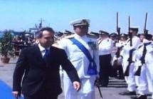 Siracusa: 70° anniversario della Repubblica festeggiamenti in Piazza Duomo