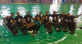 Catania- La KST SR  canoa polo perde e promuove in serie A1 LaPolisportiva Acitrezza