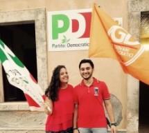 Augusta – Tra i Giovani Democratici  nominati  segretario e la vice.