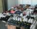 Siracusa – La polizia municipale (annonaria) sequestra 170 paia di scarpe taroccate al mercato settimanale. Continua la lotta all'abusivismo.