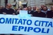 Siracusa – Chiesto un consiglio comunale per discutere del rischio idrogeologico del quartiere Epipoli.