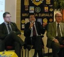 """Siracusa –  Organizzato dal LC incontro dibattito su """"Corruzione e Legalità"""" con Michele Corradino, componente ANAC."""