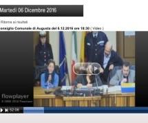 """Augusta – Condannata da Consiglieri comunali """"L'intimidazione a giornalisti non graditi"""" della sindaca Di Pietro. I Comunicati."""