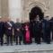 Siracusa- Festa della Polizia Municipale in piazza Duomo