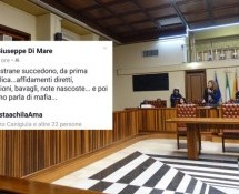 """AUGUSTA – """"E poi qualcuno parlava di mafia"""", così Di Mare fa infuriare i 5 Stelle per un post sulla bacheca privata di Facebook. Comunicato e commento"""