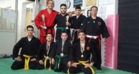 Siracusa – Medaglia d'oro in gare regionali di arti marziali per giovani siracusani.