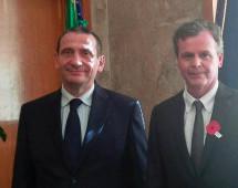 Siracusa: Ambasciatore d'Australia ricevuto dal Prefetto Castaldo; Stamane si è insediatio il vice prefetto Romano