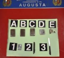 Siracusa: 3 denunciati; 2 segnalazioni e controlli amministrativi. Augusta: Arrestato spacciatore. Lentini:Controllato territorio.