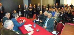 Il Ministro Orlando si confronta con i segretari provinciali di Cgil, Cisl e Uil