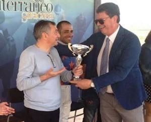 Premiazione della scuderia Bosco