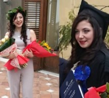 Lentini – Laurea in legge per Sara Cultrera.