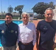 Siracusa-  Pallanuto: Feliciano Di Blasi consulente del circolo canottieri Ortigia.