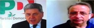 Bruno Marziano ed Enzo Vinciullo