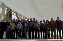 Siracusa- L'associazione dei radioamatori arestusei visita il radiotelescopio di Noto.