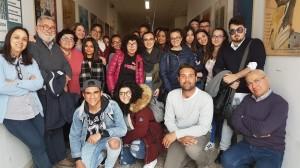 Studenti e docenti del Gagini