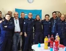 Augusta -Incontro in assemblea sindacale della segreteria del Sappe nel carcere di Brucoli