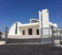 Augusta – Consacrata a san Giuseppe Innografo la nuova chiesa del Monte: nell'architettura è un ponte fra Oriente e Occidente