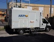 Solarino – L'Arpa rileva la qualità dell'aria con laboratorio mobile. I parametri potrebbero essere buoni considerata la distanza dalla zona industriale e la popolazione del Comune.