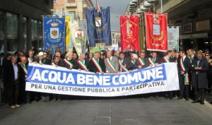 Una manifestazione dei sindaci che l'on. Zito ha scordato?