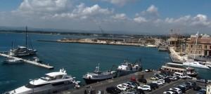 Siracusa: Vista sul Porto Grande