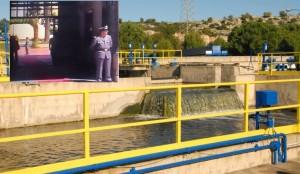 La Guardia Di Finanza  di Siracusa e le indagini sull'affidamento del servizio idrico integrato