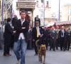Lentini – L'ex sindaco Turi Raiti interviene sulla tradizione violata nella festività di Sant'Alfio. Con la fascia nuovi sindaci sottraggono il potere spettante al Patrono.
