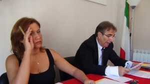 Simona Princiotta e Pippo Zappulla