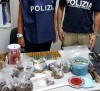 Siracusa: Arrestato per spaccio di droga e due denunciati per inosservanza. Noto: Arresto per evasione e una denuncia per lesioni alla moglie. Pachino: Incendio di un'auto