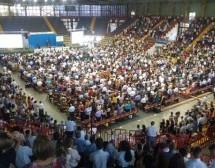 Siracusa – Congresso dei Testimoni di Geova al PalaCatania il 28, 29 e 30 luglio.