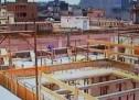 Siracusa -Come nell'antico Egitto nei cantieri edili si lavora anche a temperature da record. Protestano i sindacati.