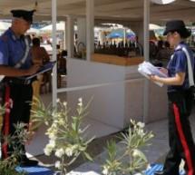 Siracusa: Arrestato sorvegliato speciale; Controlli dei carabinieri con sanzioni e denuncia per imprenditore; Visita del generale Galletta