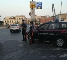 Siracusa – Carabinieri vigilano su Ortigia
