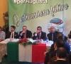 """AUGUSTA – Si allarga la federazione #perAugusta, in arrivo un """"movimento di giovani"""" e l'intesa con Facciamo squadra. Resta in sospeso chi si candidarà alla regionali."""